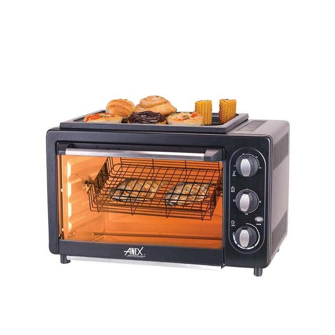 Anex AG-3069TT - Oven Toaster For Convection B.B.Q